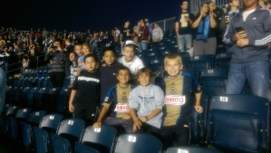 Pittsgrove Arsenal at PPL Park